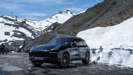 Мировая Экспедиция Porsche