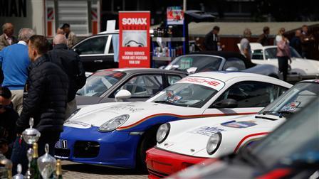 Porsche Classic Day 2016