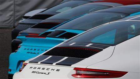 Porsche Racing Days Zandvoort