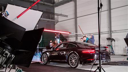 Porsche. Uncommon.