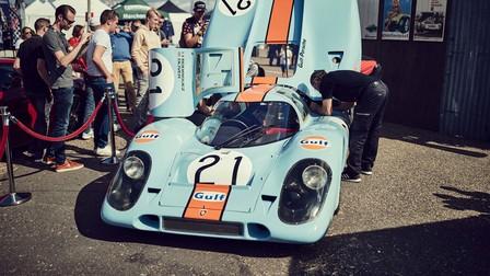 Porsche - Historic Grand Prix Zandvoort 2017