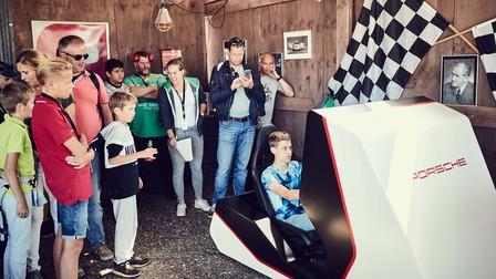 Porsche Historische Grand Prix 2016
