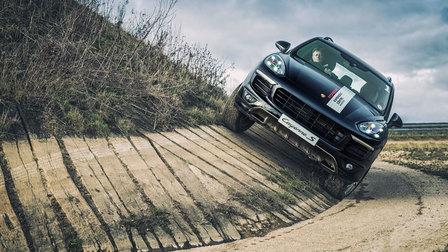 Porsche Cayenne Driving Experience