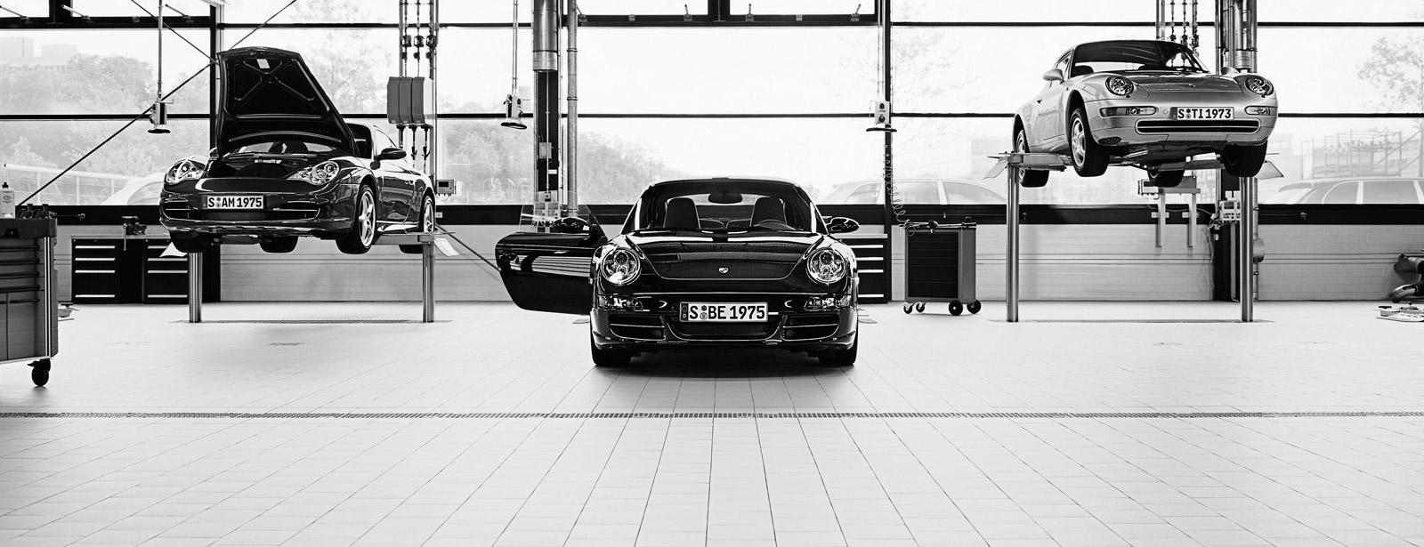 Intervalles Dentretien Porsche Service Service Dr