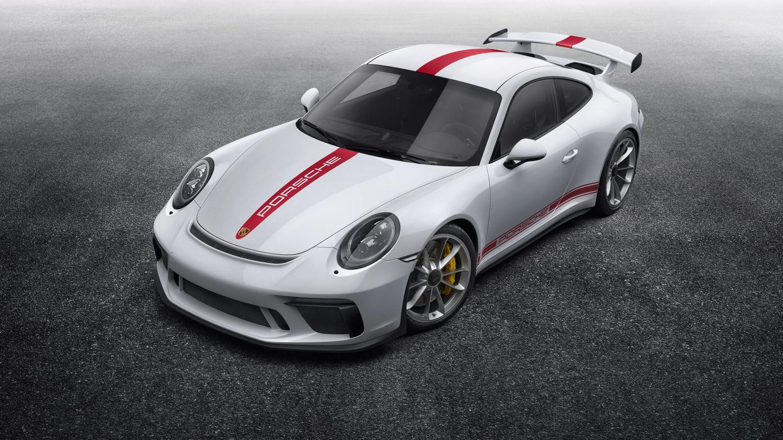 Porsche - Accessoires Motorsport