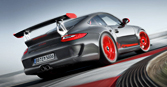 Porsche Home - Extreme truth. The new 911GT3RS.