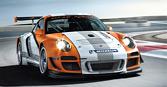 Porsche Home -  Intelligent Performance. De 911 GT3 R Hybrid.