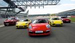 International Porsche Sport Driving Schools -  Sport Driving School Great Britain