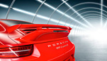 Porsche Service and Accessories -  Tequipment Genuine Accessories