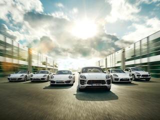 Porsche - Porsche Centres in Taiwan