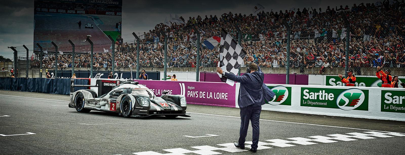 24H Le Mans.