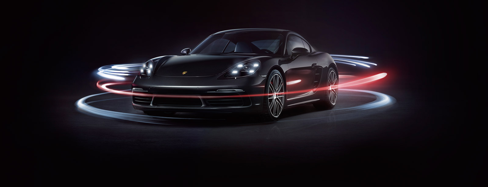 Radiant Power.  - The Porsche lighting systems.