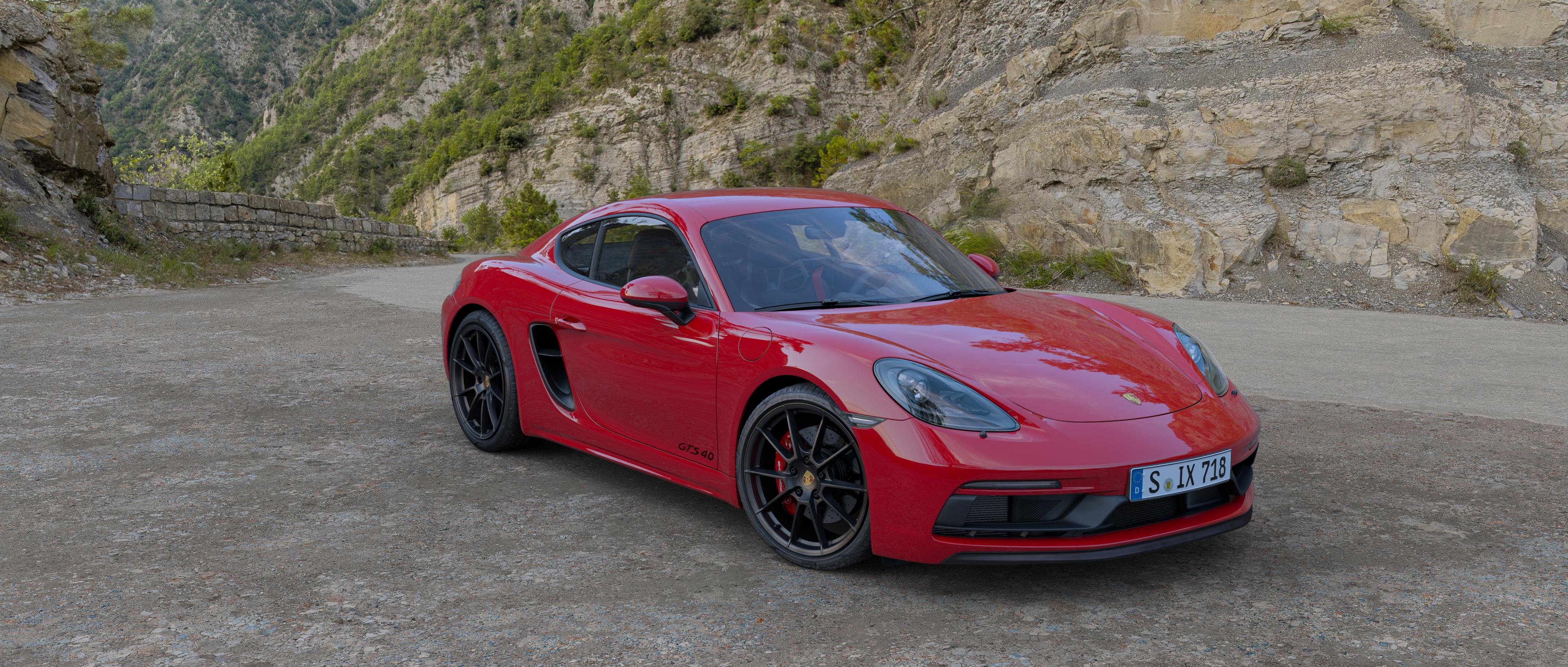 2020 Porsche 718 New Concept