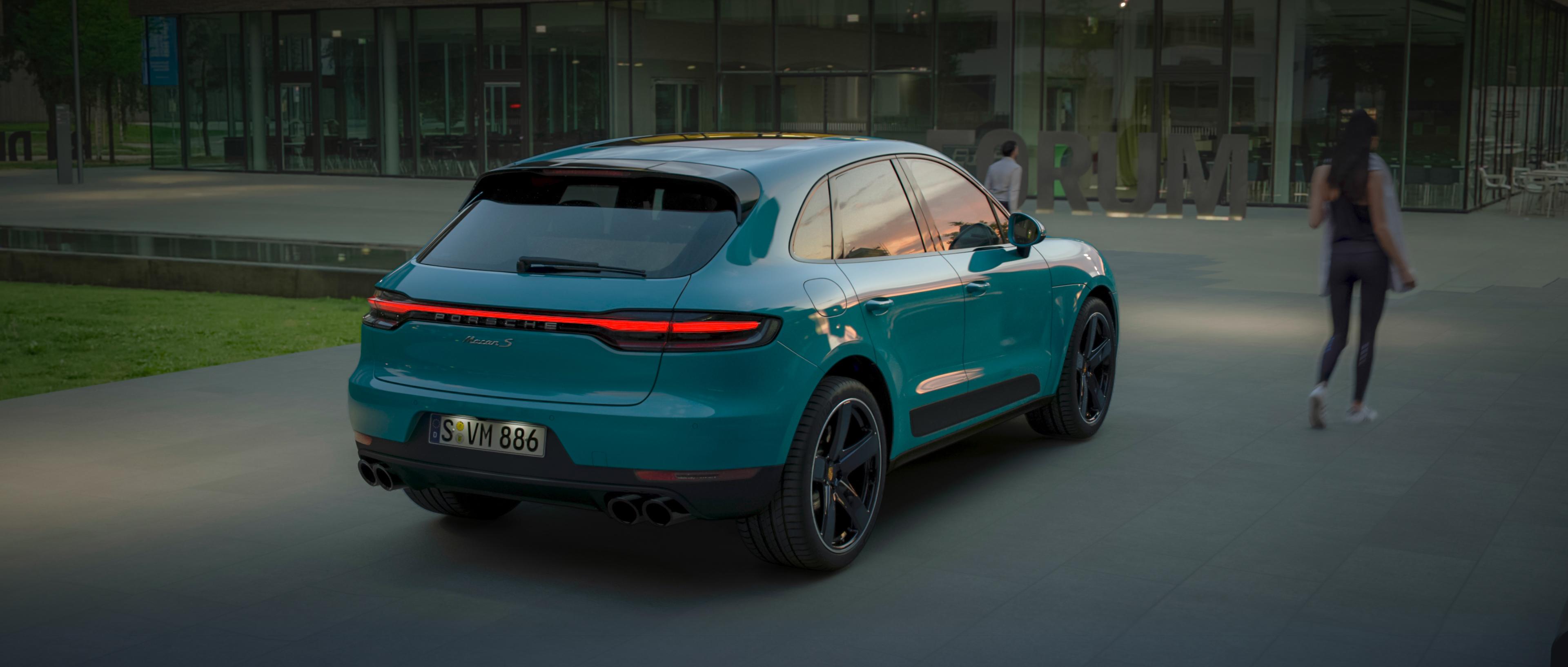 Porsche Macan Porsche Ag
