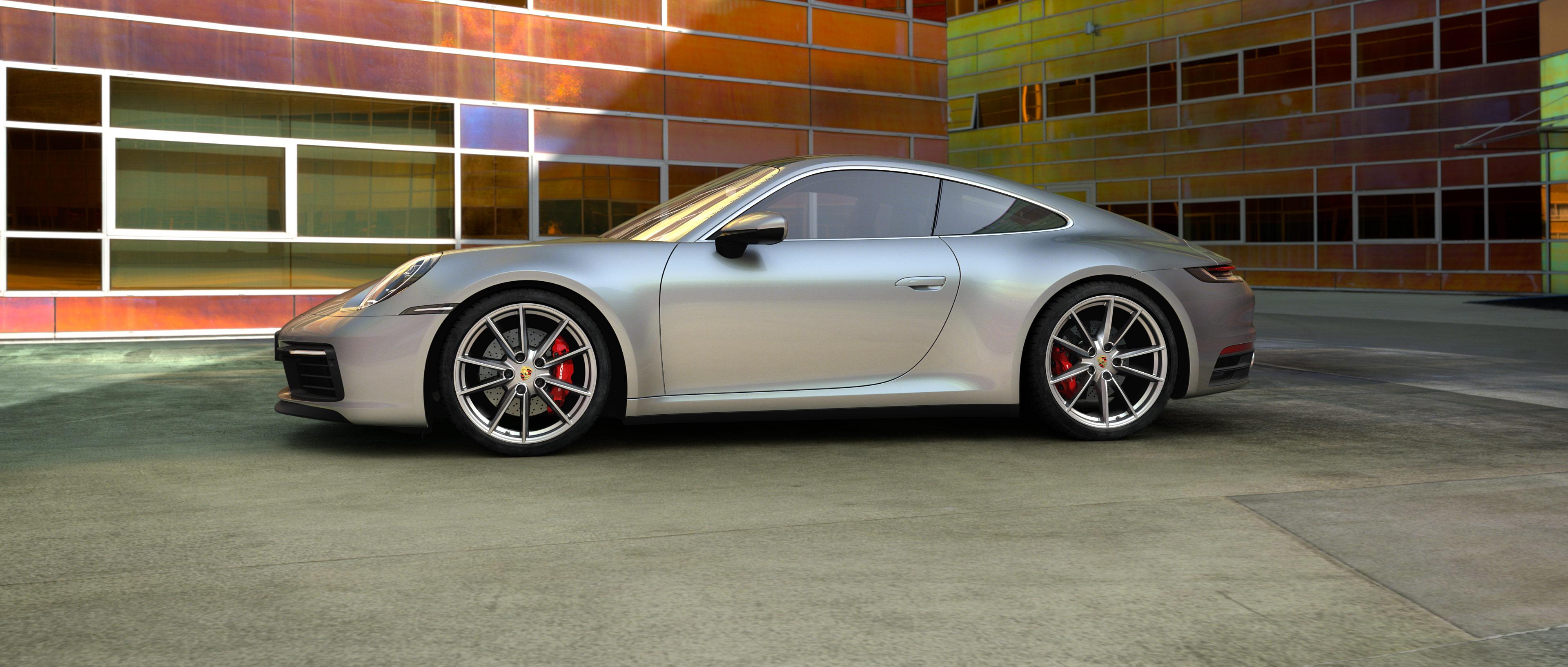 Full Version 2020 PORSCHE 911 Carrera 992 Series BROCHURE