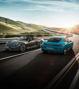 718 Boxster Models