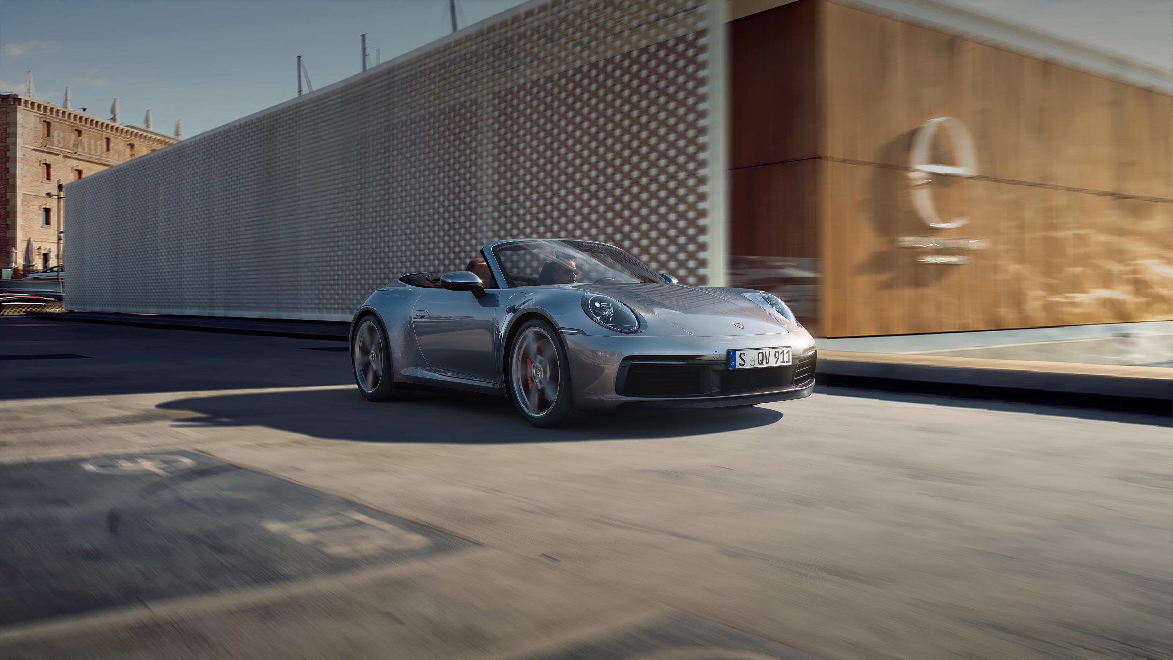 Home Porsche Centrum Maastricht