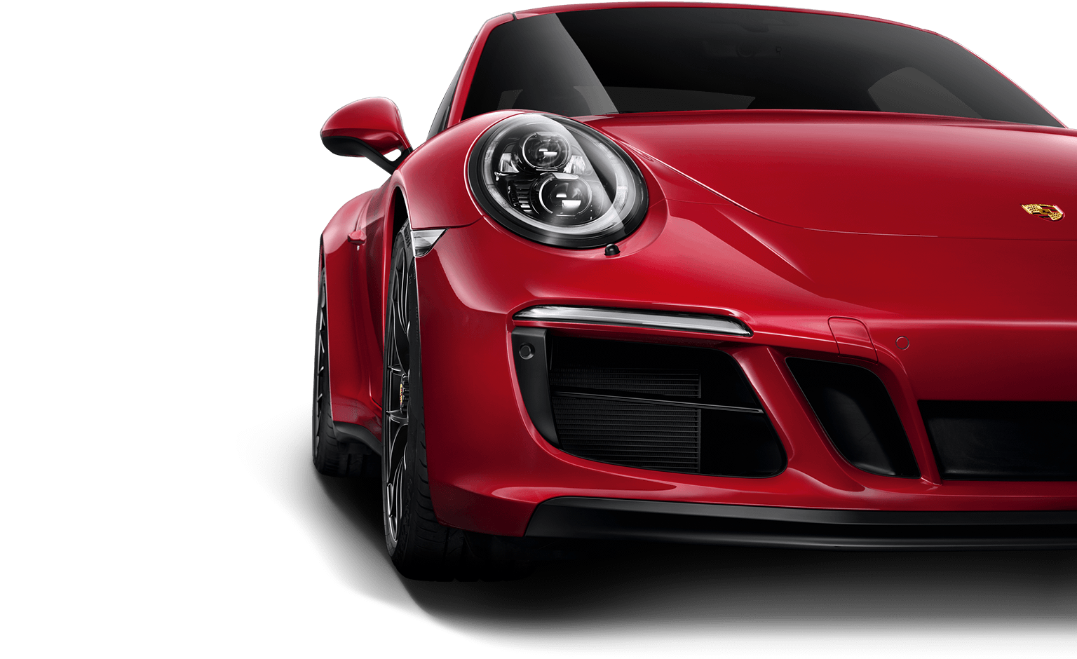 Driven by inner motivation. - The new 911 GTS models.