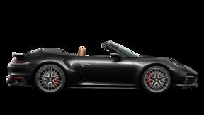 Porsche - 911 Turbo Cabriolet - Техническая спецификация