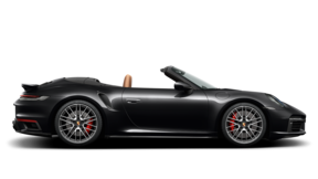 Porsche - 911 Turbo Cabriolet - Technical Specs