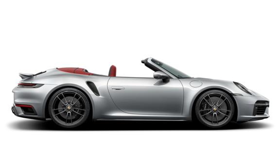 Porsche - 911 Turbo S Cabriolet - Техническая спецификация