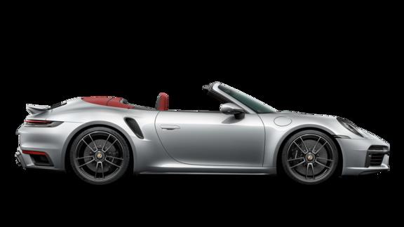 Porsche - 911 Turbo S Cabriolet - Tehniline spetsifikatsioon