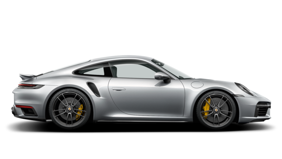 Porsche - 911 Turbo S Coupe - Technical Specs