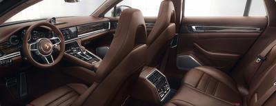 Porsche Panamera 4 Sport Turismo Interior Porsche Ag