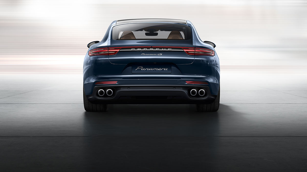 Porsche - Design: Courage takes many forms.
