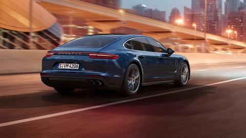Porsche - Motor: Změna potřebuje sílu.