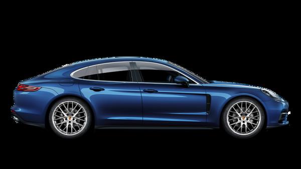 Porsche - Panamera 4S - Техническая спецификация