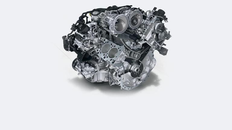 Porsche - Motor: Mít odvahu. Je možné jen směrem do budoucnosti.