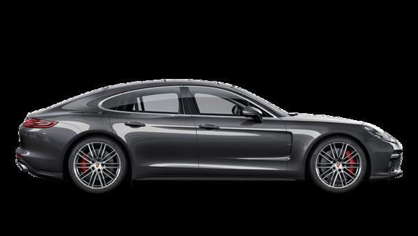 Porsche - Panamera Turbo - Техническая спецификация