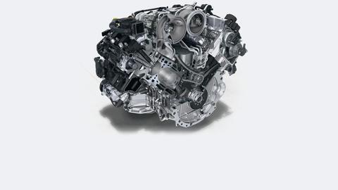 Porsche - Motor: Změna si žádá sílu.