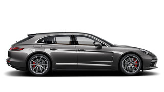 Porsche The new Panamera Turbo Sport Turismo