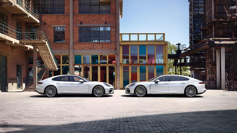 Porsche - Design: Odvaha má více podob.