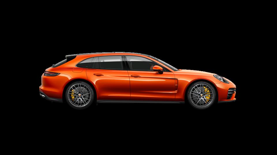 Porsche - Panamera Turbo S Sport Turismo - Technical Specs
