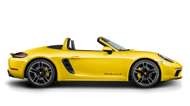 Porsche 718 Boxster S -  Tequipment Genuine Accessories