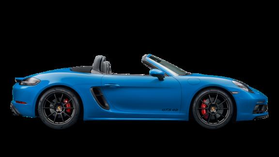 Porsche - 718 Boxster GTS 4.0 - Tehniline spetsifikatsioon