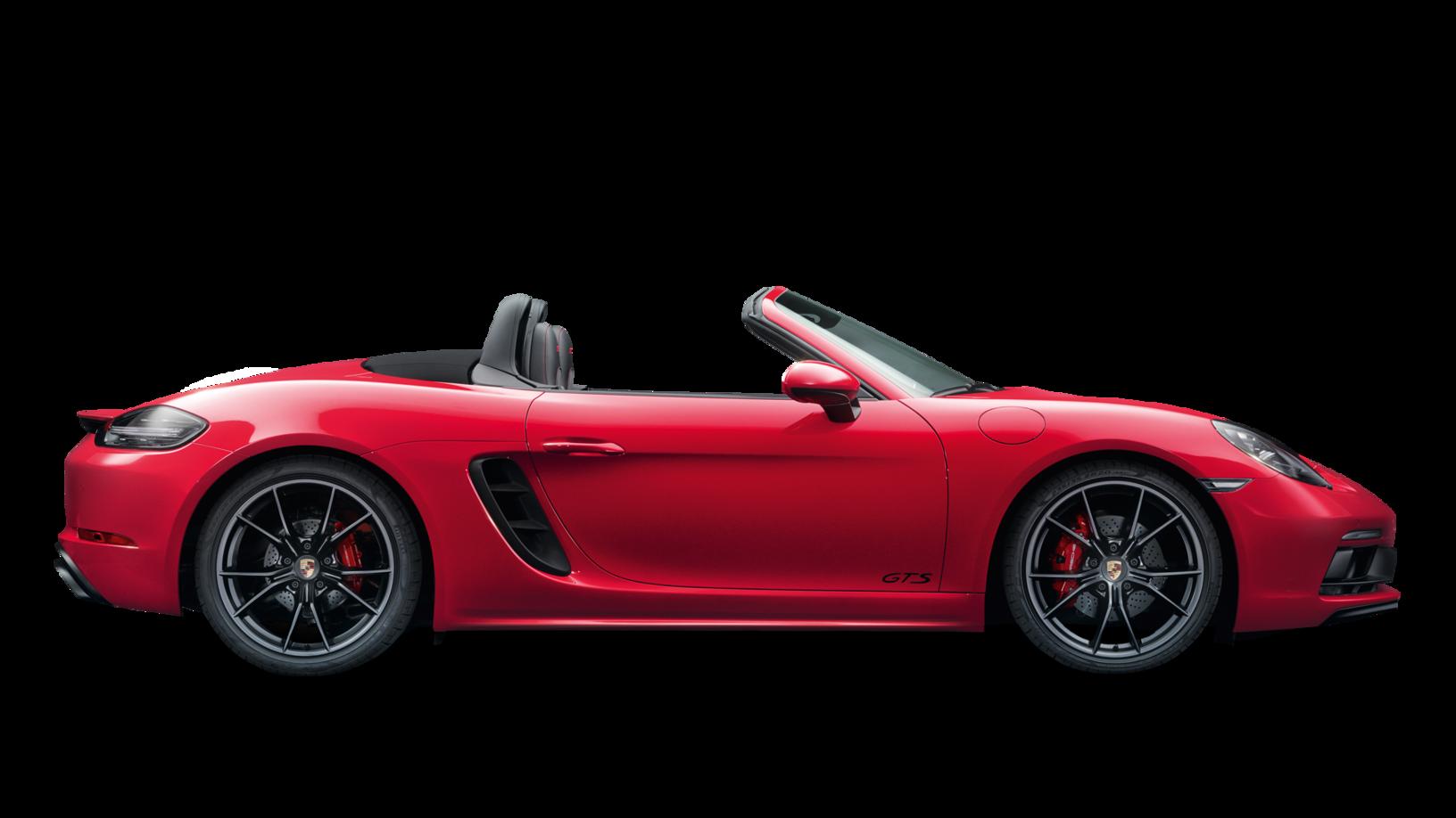 Porsche 718 Boxster GTS - Technical Specs