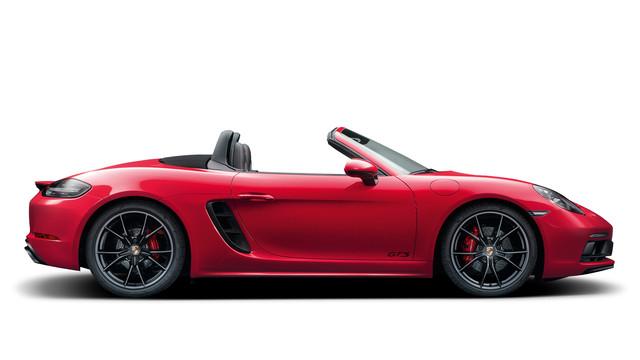 Porsche 718 박스터 GTS