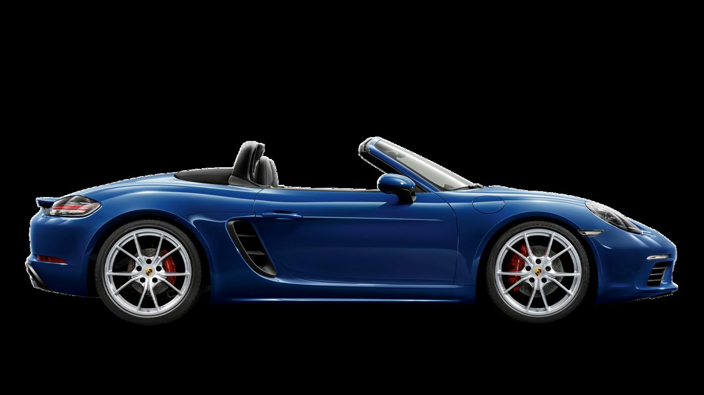 Porsche 718 Boxster S - Dane techniczne