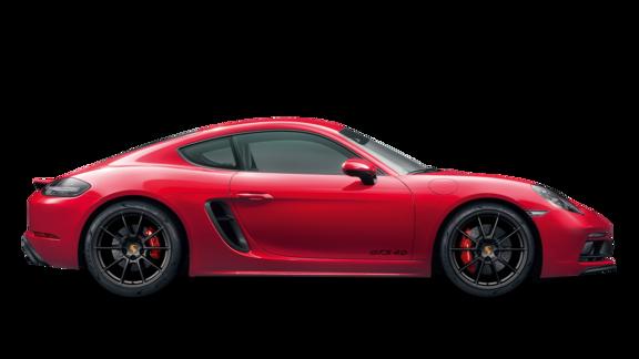 Porsche - 718 Cayman GTS 4.0 - Техническая спецификация