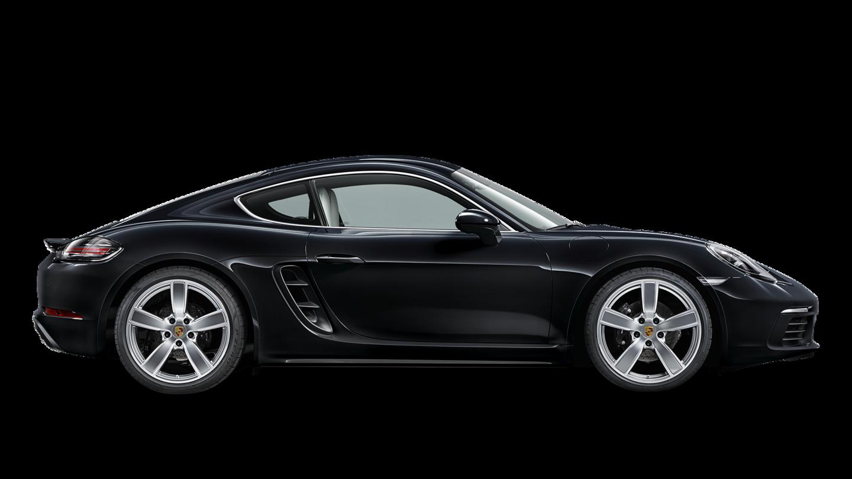 Porsche 718 Cayman - Dane techniczne
