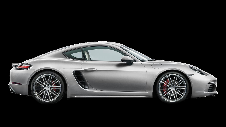 Porsche 718 Cayman S - Dane techniczne
