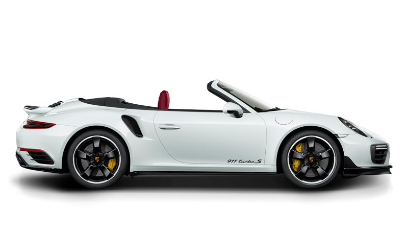 Porsche 911 Turbo S Cabriolet -  Tequipment Genuine Accessories