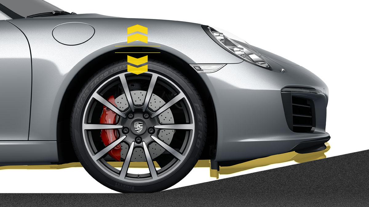 Porsche - Stress-relief: daily