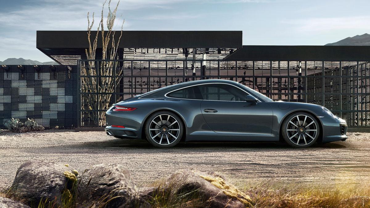 Porsche - Diseño: depurado