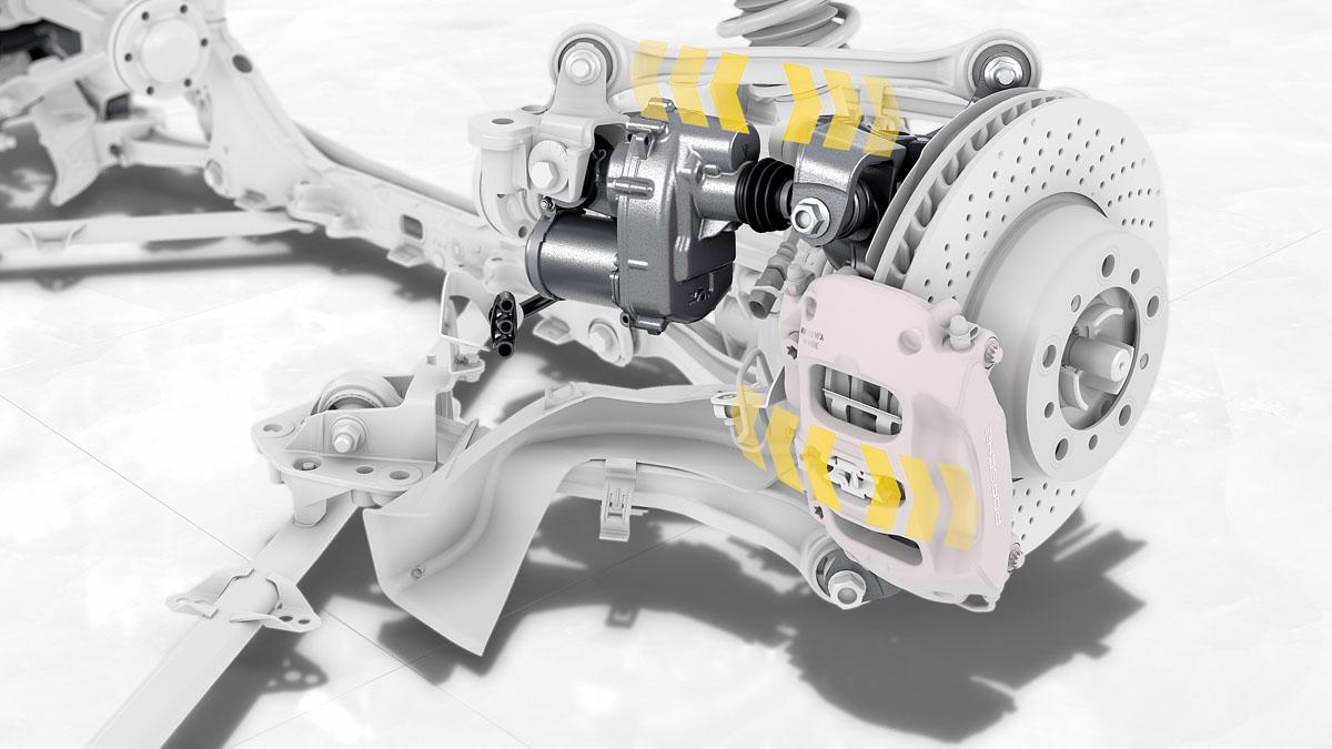 Porsche - Driving dynamics: tremendous