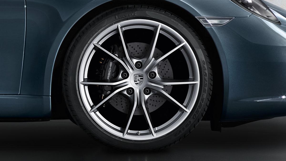 Porsche - Sicurezza: potenziata